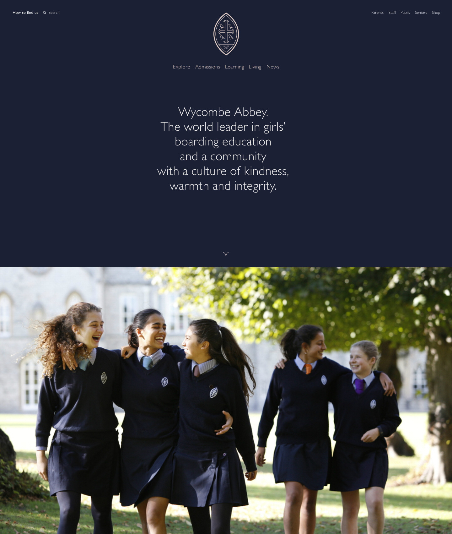 Learning « Wycombe Abbey