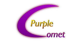 Purple Comet Competition Logo | Wycombe Abbey