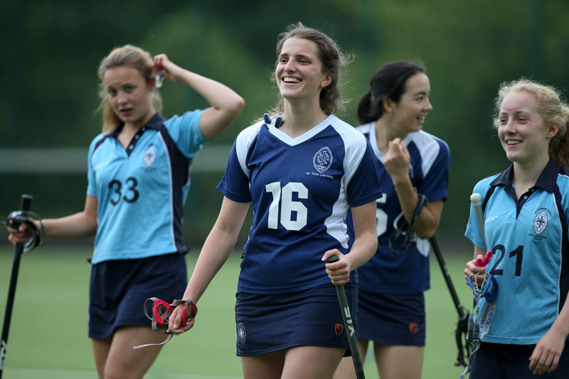 Girls Playing Sport | Wycombe Abbey