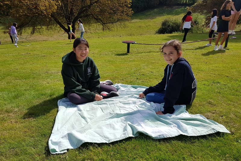 UIII Picnic | Wycombe Abbey