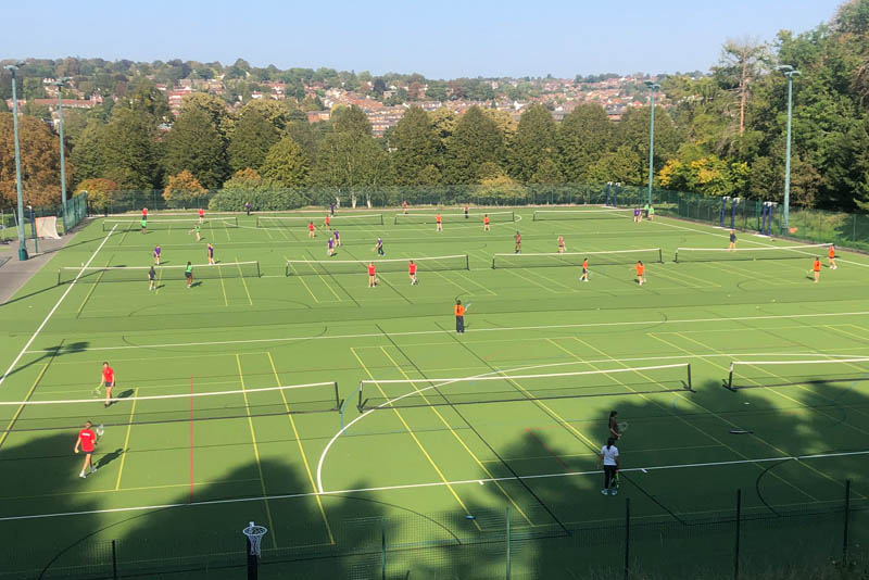 Wycombe Abbey Sport Field | Wycombe Abbey