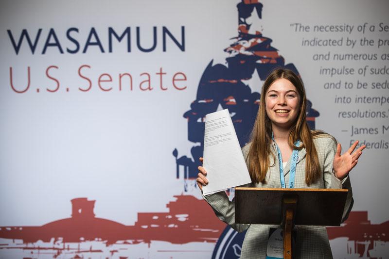 US Senate Debate | Wycombe Abbey