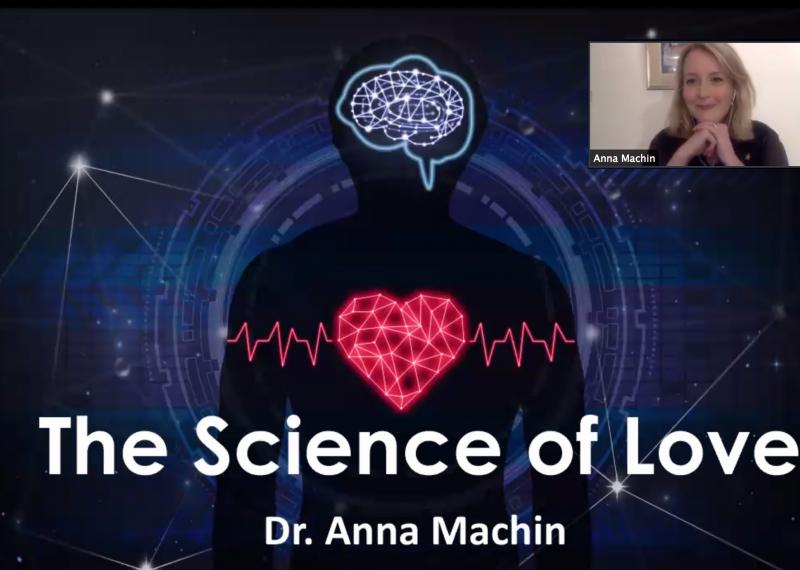 The Carrington Award: Virtual Talk by Dr Anna Machin
