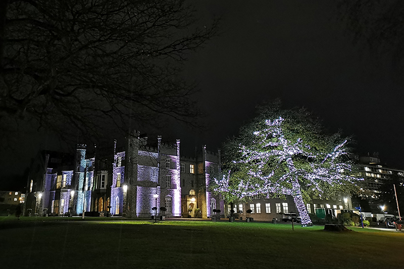 Wycombe Abbey Christmas