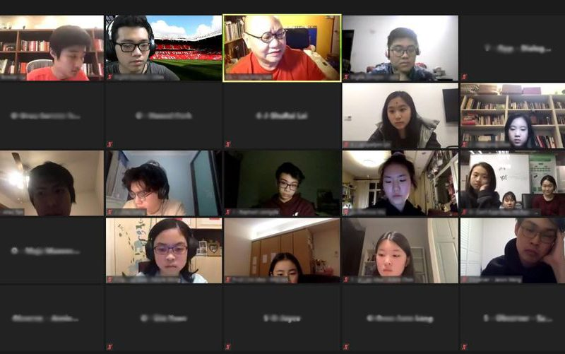 Chengdu Debate Open 2021