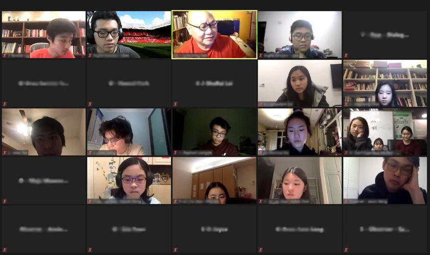 Chengdu Debate Open 2021