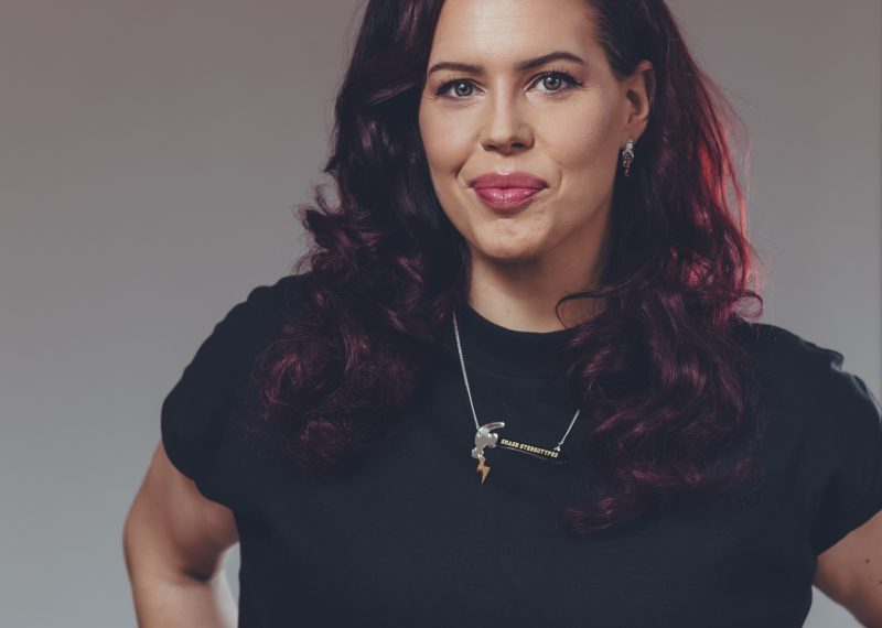 Flourishing at Wycombe, Natasha Devon Talk