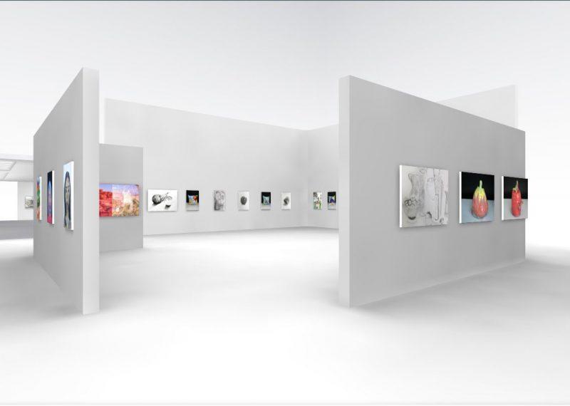 Digital Art Exhibition at Wycombe Abbey Schools