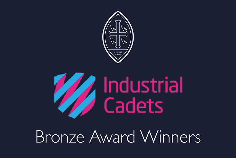 Wycombe Abbey Success at the Industrial Cadets Competition