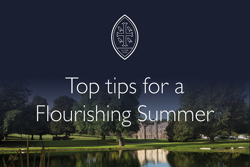 Top Tips for a Flourishing Summer