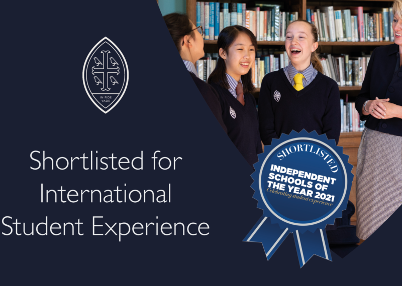 Wycombe Abbey Shortlisted for Independent School of the Year Award