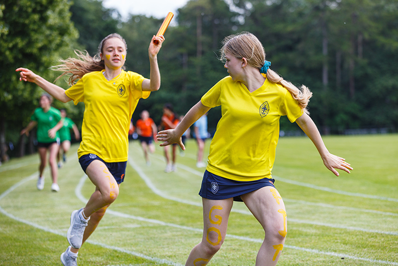 Wycombe Abbey Sports Day 2021