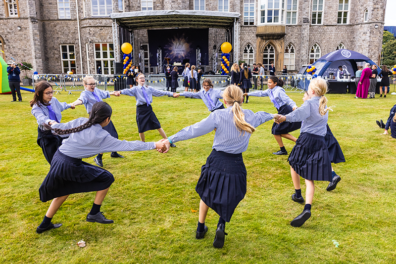 Wycombe Abbey Founders Day