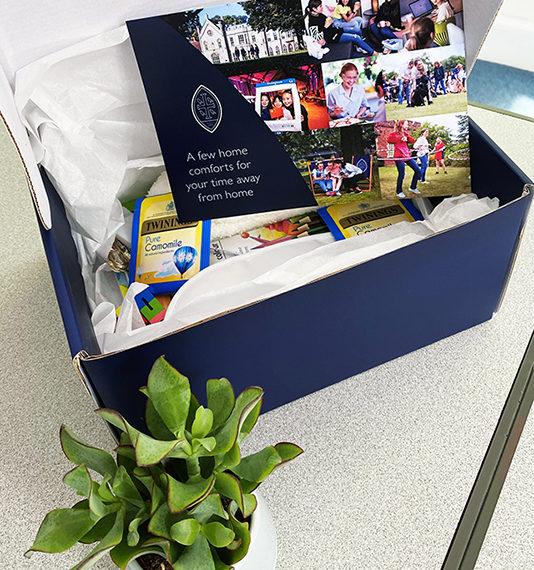 The Wycombe Abbey Wellness Box